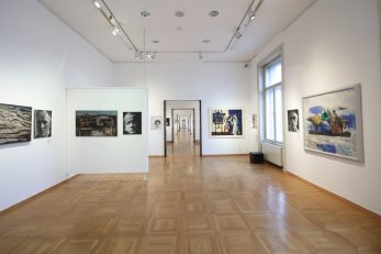 Postav u Modernoj galeriji