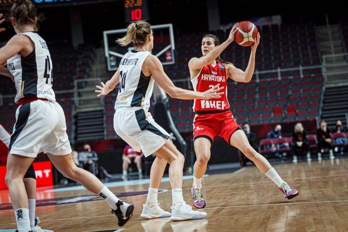 Lea Miletić/Foto: FIBA