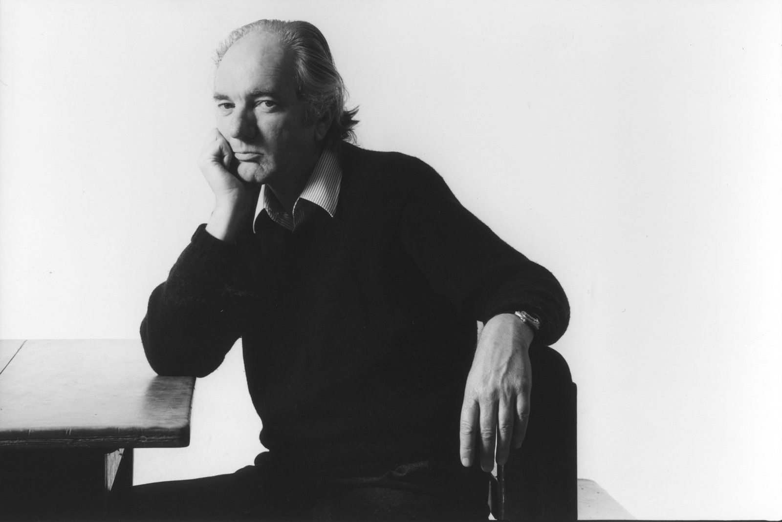 Thomas Bernhard / Foto Wikimedia Commons