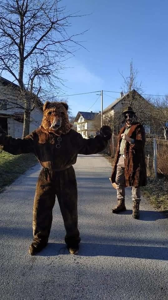 """""""Medved"""" ove godine nije ulazio u brodmoravička domaćinstva / Foto D. Delač"""
