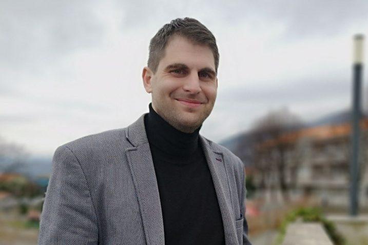 Vedran Kinkela / Foto Marina Kirigin