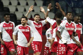 Slavlje igrača Monaca/Foto: REUTERS
