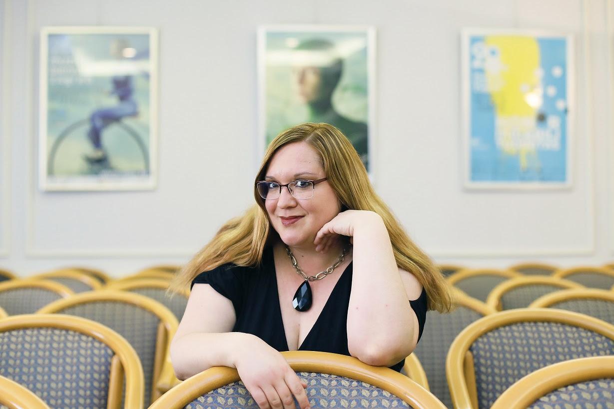 Umjetnička ravnateljica 31. MBZ-a Margareta Ferek Petrić / Foto MATEJ GRGIĆ
