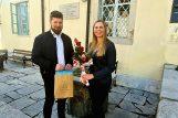 Matej Mostarac i Marta Despotović