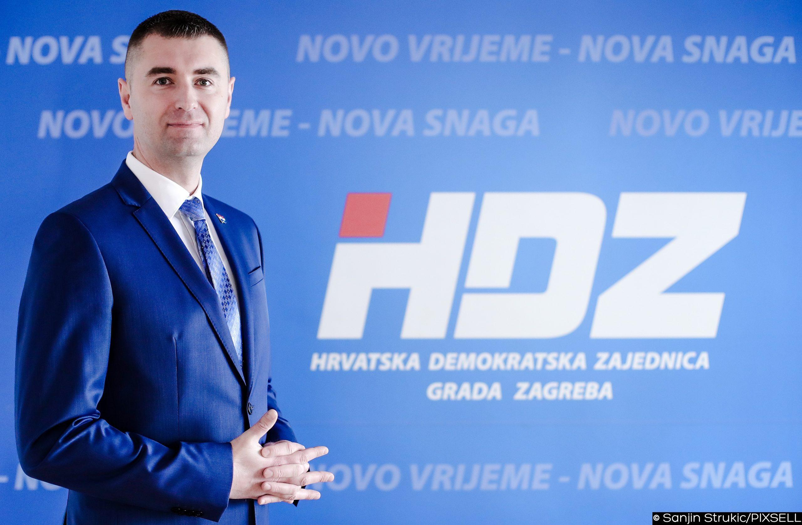 Davor Filipović / Foto: Sanjin Strukic/PIXSELL