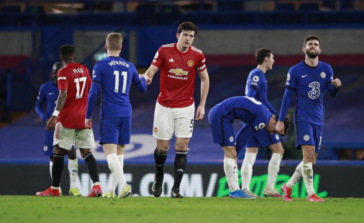 Pozdrav igrača Manchestera i Chelseja/Foto: REUTERS