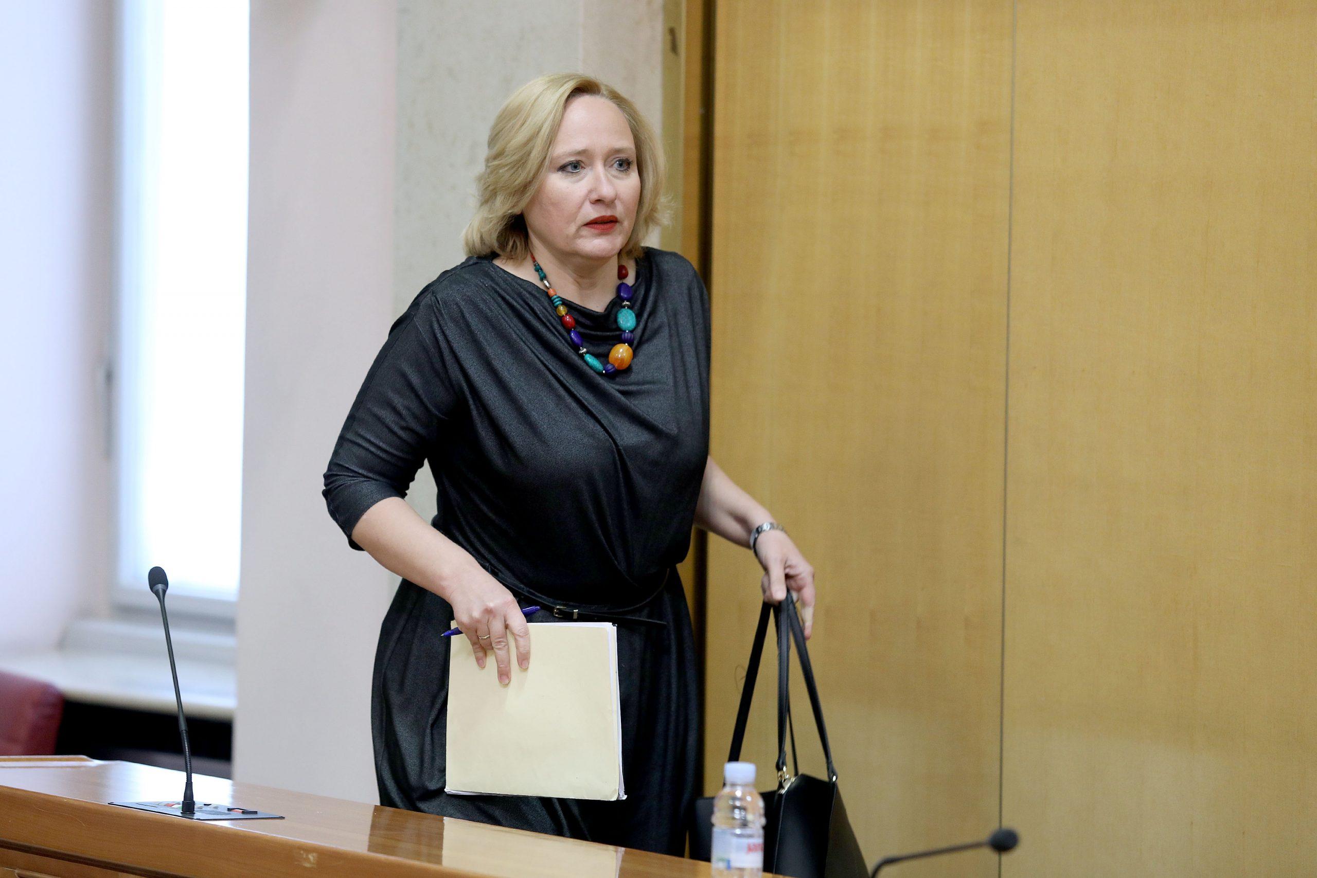 Lora Vidović nije se javila na natječaj / Photo: Patrik Macek/PIXSELL