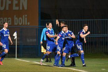 Miroslav Iličić slavi pogodak/Foto: PIXSELL