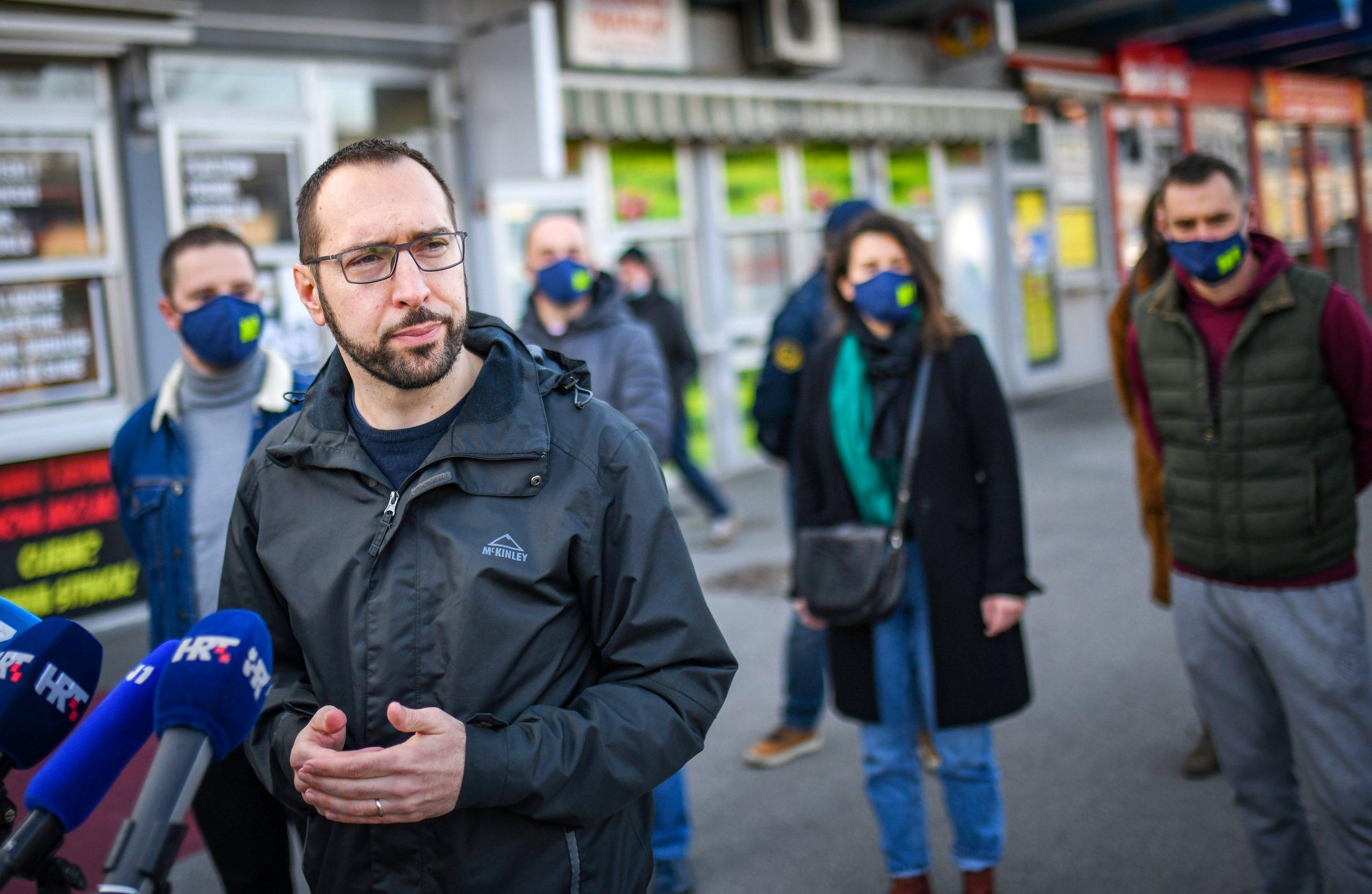 Tomislav Tomašević / Foto: Josip Regovic/PIXSELL