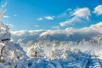 Velebit zimi