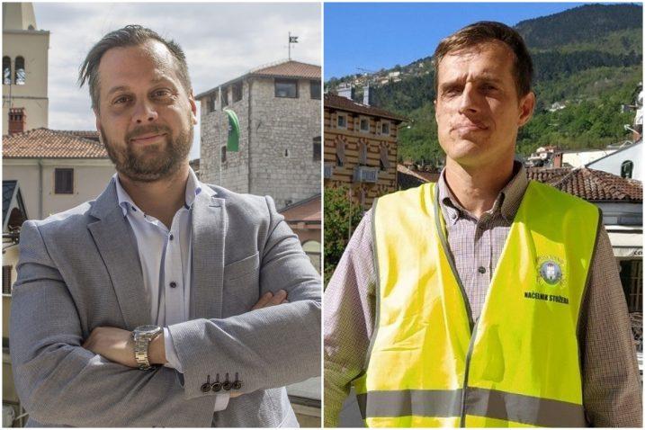 Bojan Simonič, Toni Družeta / Foto: Novi list