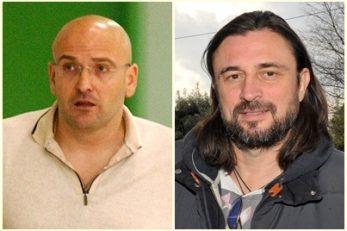 Zlatko Saračević i Alvaro Načinović