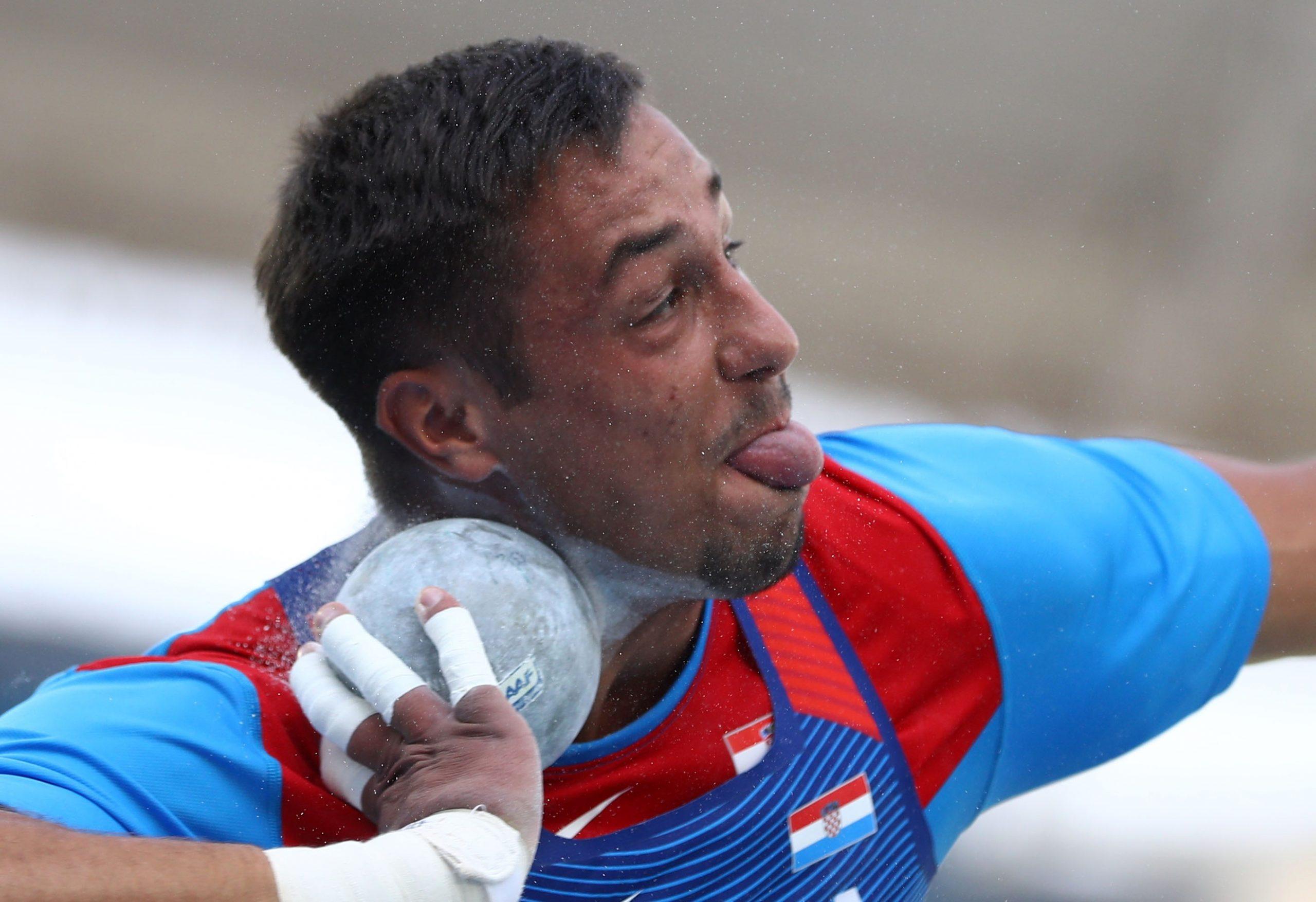 PRVO NATJECANJE SEZONE - Filip Mihaljević/Foto REUTERS