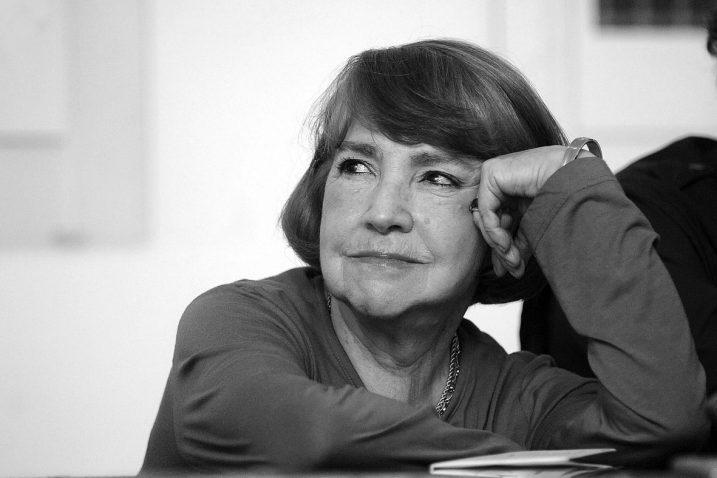 Irena Vrkljan / Foto: D. KOVAČEVIĆ