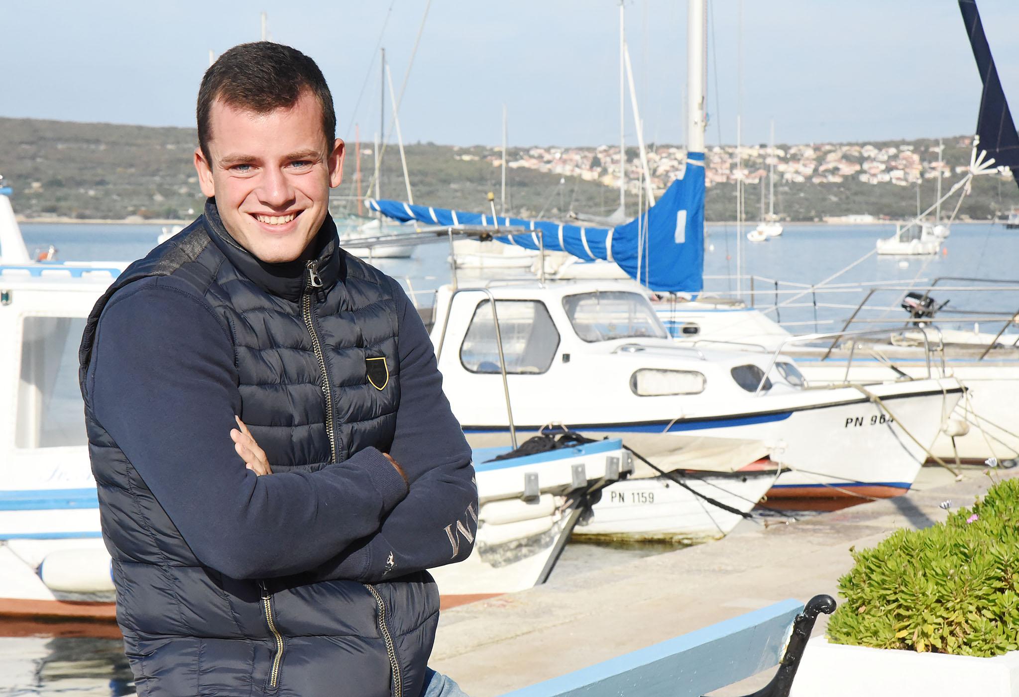 Fran Bonifačić/Foto S. DRECHSLER