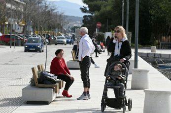 Unatoč svim demografskim mjerama, Crikvenica ne stoji demografski dobro / Foto V. KARUZA