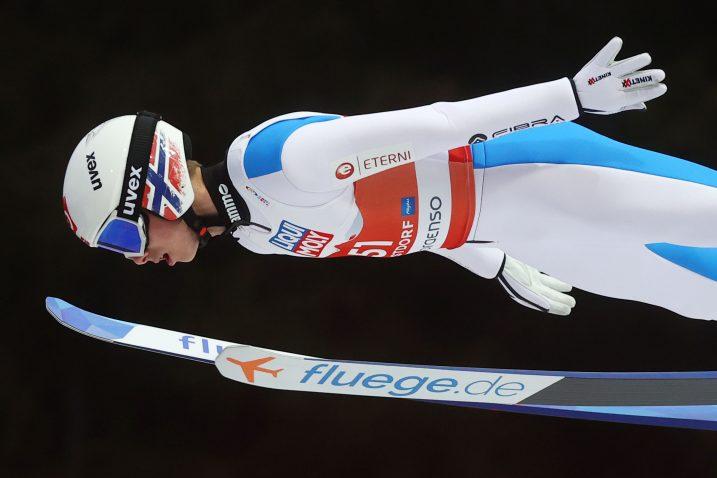 Halvor Egner Granerud/Foto REUTERS