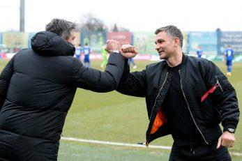 Zoran Mamić i Tomislav Stipić/Foto PIXSELL