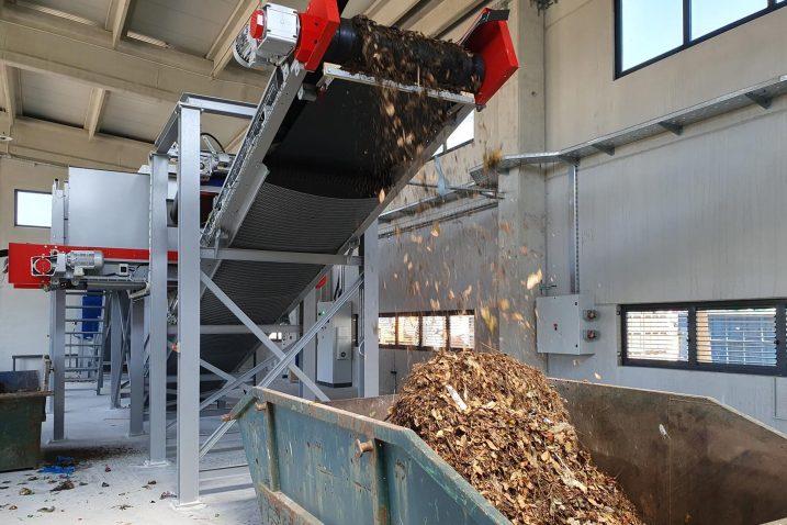 Ponikve na Krku godišnje prikupe 5 tisuća tona biorazgradiva otpada / Foto M. TRINAJSTIĆ