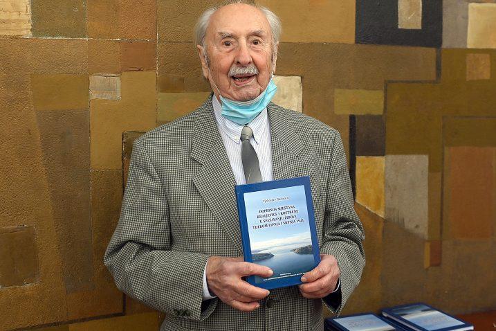 Dr. Vjekoslav Bakašun / Foto Marko GRACIN