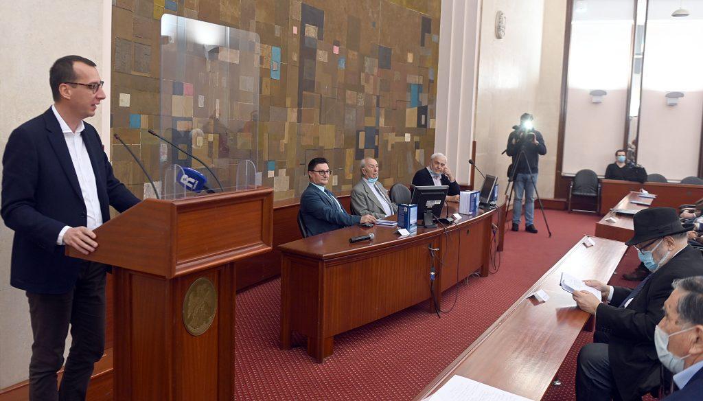 Marko Filipović, Željko Bartulović, Vjekoslav Bakašun i Franjo Butorac / Snimio Vedran KARUZA
