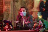 Katia Pescariu u filmu »Baksuzno bubanje ili bezumni pornić« Radua Judea / Foto BERLINALE