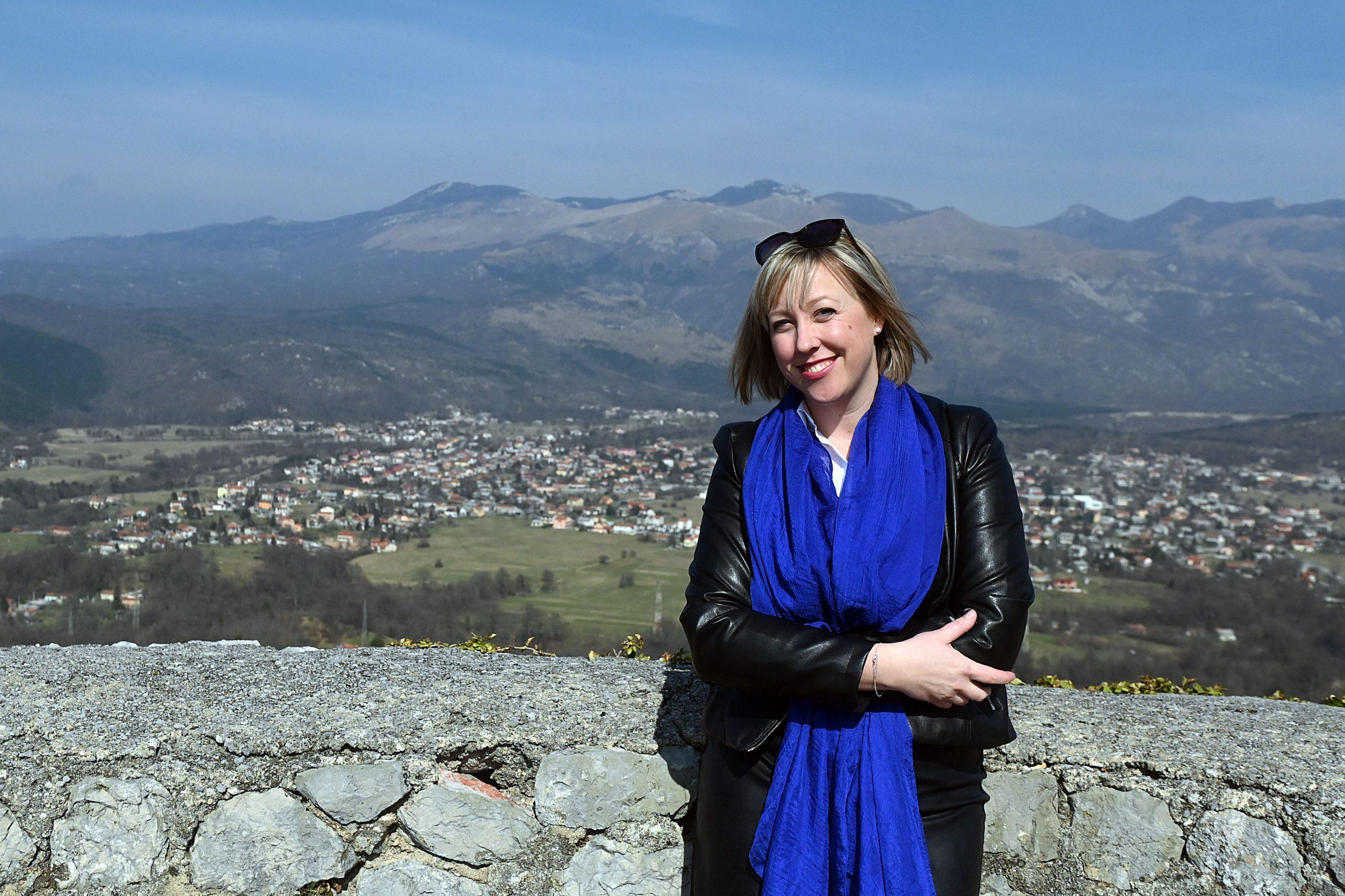 Ivana Cvitan Polić, načelnica Općine Čavle