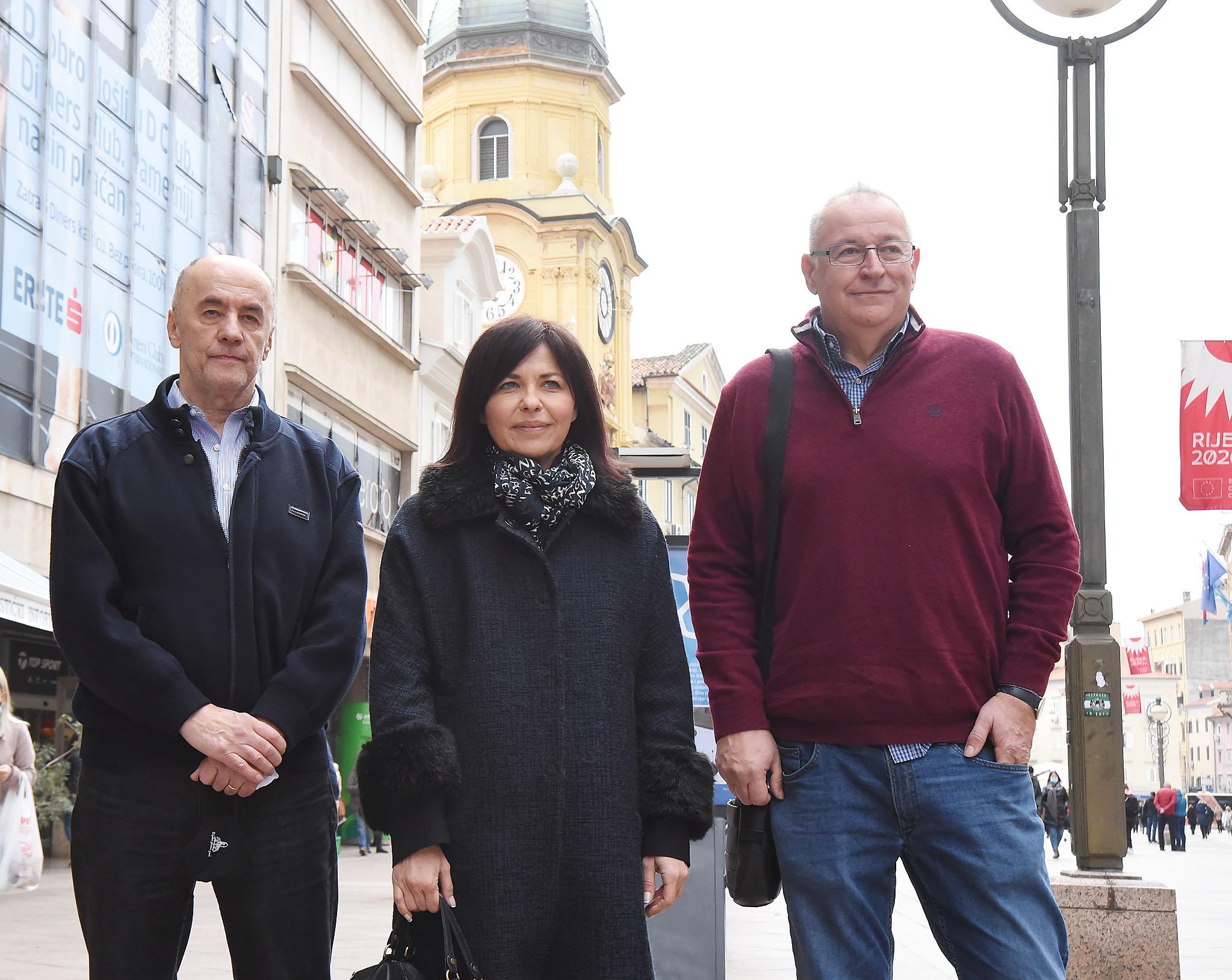 Ivan Mandekić, Sonja Šišić i Zdravko Ivanković/S. DRECHSLER