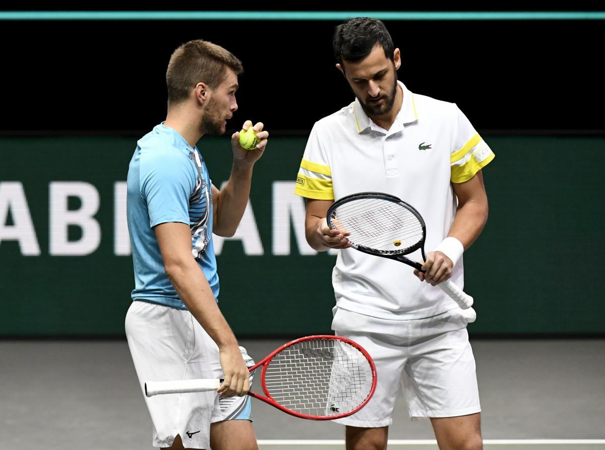 Nikola Mektić i Mate Pavić/Foto REUTERS