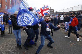 Navijači Rangersa odsad bi mogli navijati u novoj britanskoj Superligi/Foto REUTERS