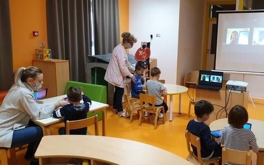 Zaposlenici Dječjeg vrtića Opatija mogu biti zadovoljni povećanjem / Foto DJEČJI VRTIĆ OPATIJA