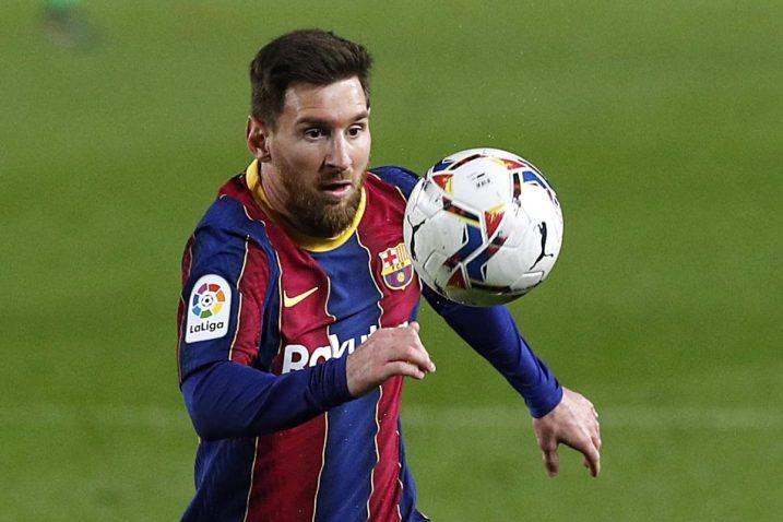 Leo Messi/Foto: REUTERS