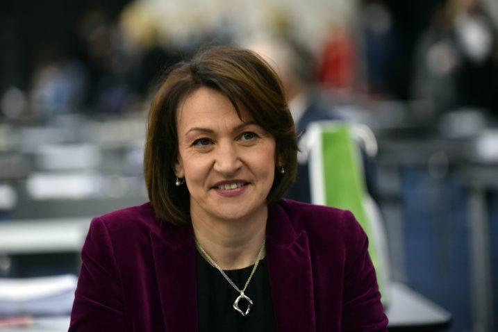 Jelena Pavičić Vukičević / Foto Davor Kovačević