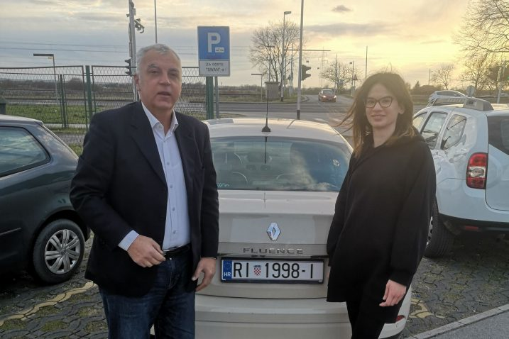 Vedran Martinić i Anja Pilepić otputovali u Beirut