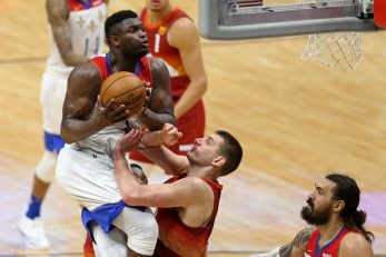 Zion Williamson i Nikola Jokić/Foto: REUTERS