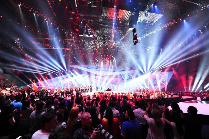 Foto: Wikimedia Commons (Eurosong 2012.)