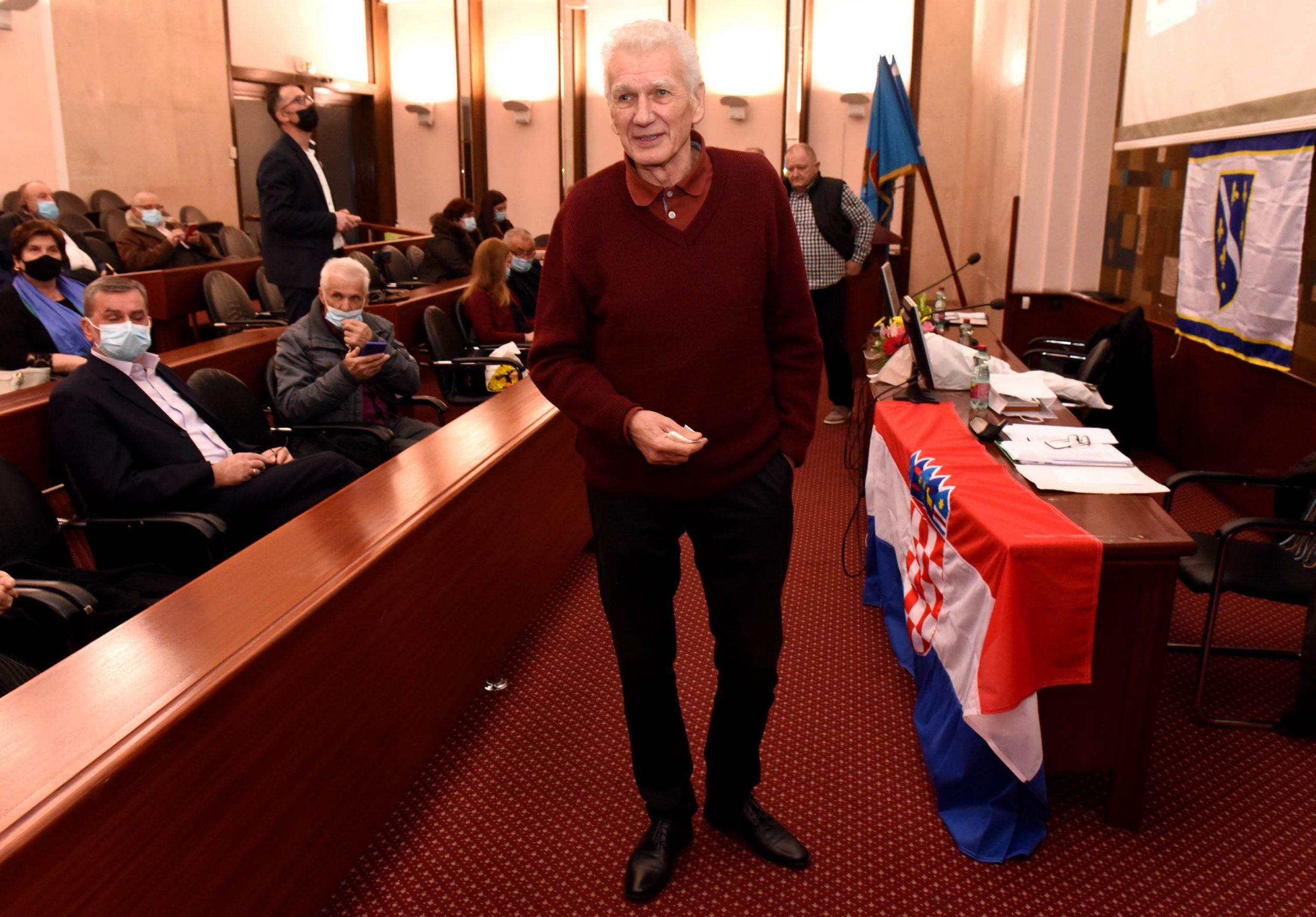 Enes Kišević / Foto Marko Gracin