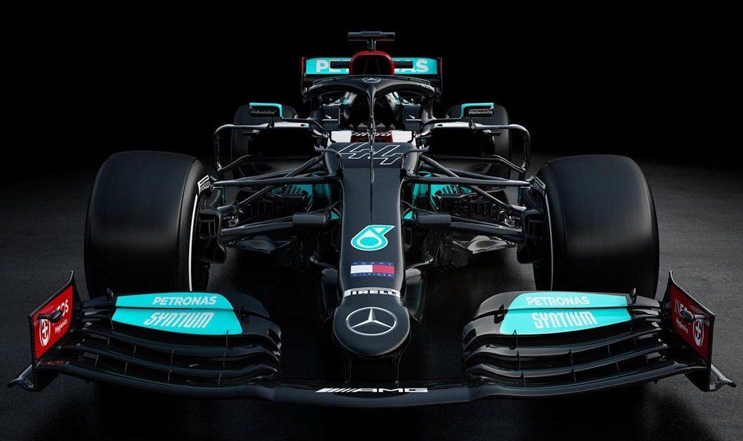 Mercedes W12