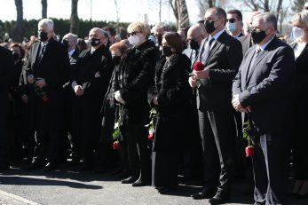 Pogreb Milana Bandića / Foto Goran Stanzl/PIXSELL