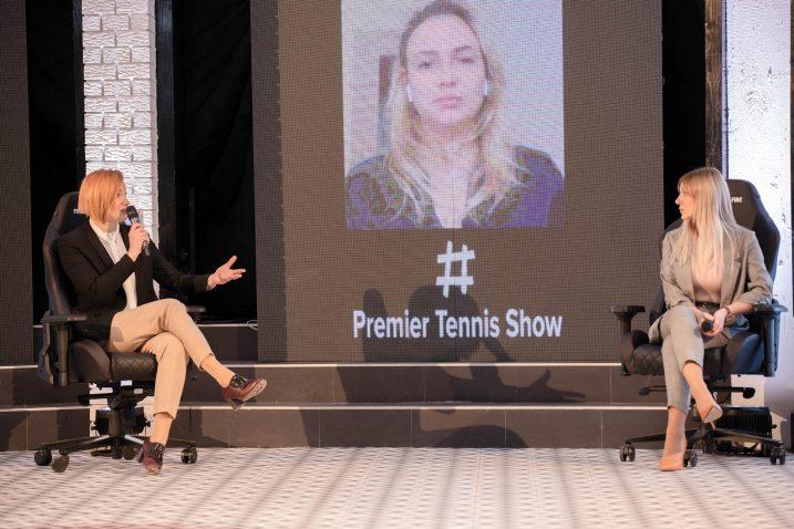 Donna Vekić video pozivom se javila iz Geneve/Foto SMART Counselling