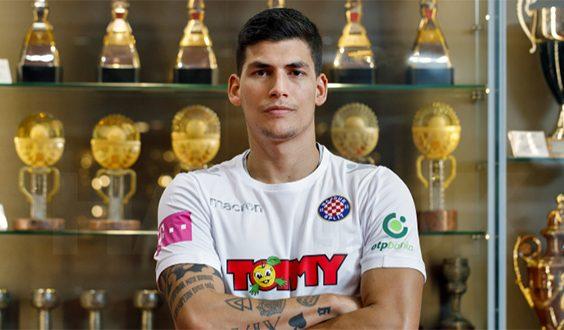 Ivan Bulos/Foto HNK Hajduk
