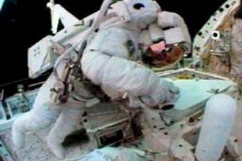 Foto NASA TV