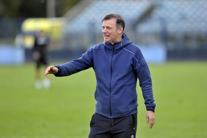 Trener Opatije Zoran Bogolin/Foto Arhiva NL