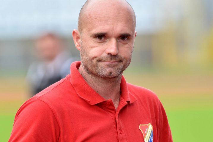 Vladimir Jerić, trener Pomorca/Foto Arhiva NL