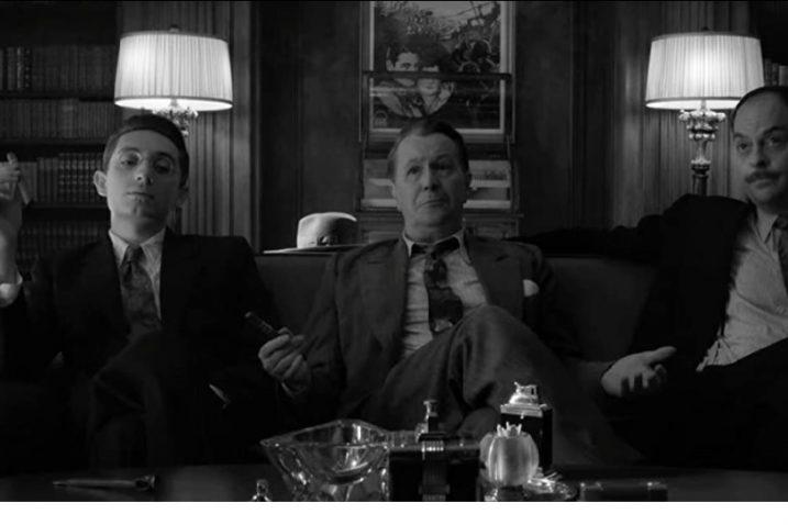 Scena iz filma »Mank«