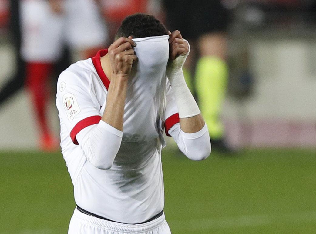 Youssef En Nesyri (Sevilla)/Foto REUTERS