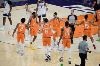 Phoenix Suns/Foto: REUTERS