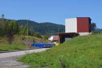 Reciklažno dvorište bit će građeno uz postojeću pretovarnu stanicu Vrbovsko / Foto M. KRMPOTIĆ