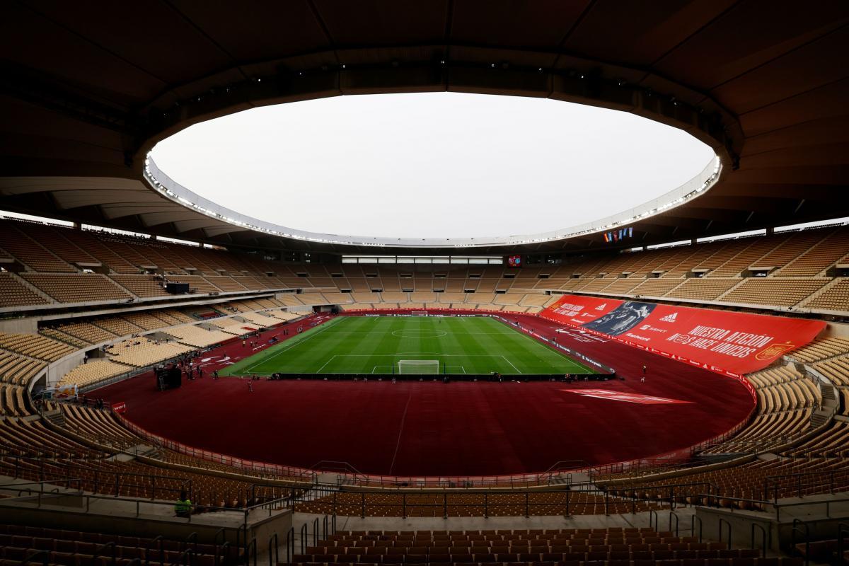Stadion u Sevilli/Foto REUTERS