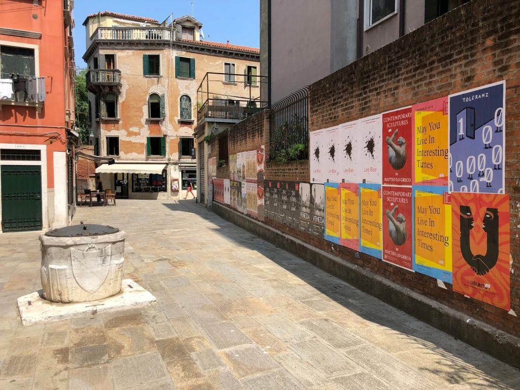 Izložba u Veneciji za vrijeme Bijenala 2019. godine / Foto TOLERANCE PROJECT